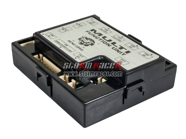 HengLong RX-18 Multi Function Unit for RC Tank 004