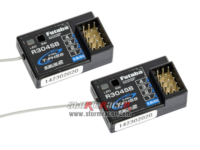 Remote 2.4G Futaba 4PX (4CH) 003