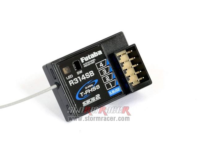 Remote Futaba 3PV 2.4G (4CH) 001