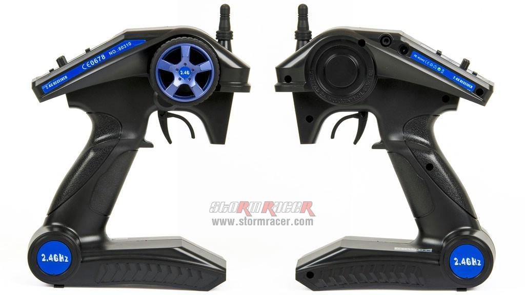 Remote GT-2 Blue 003