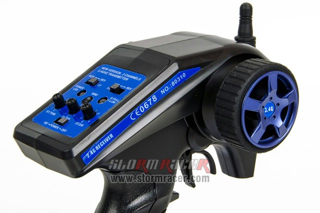 Remote GT-2 Blue 004