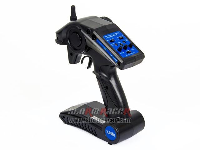 Remote GT-2 Blue 006
