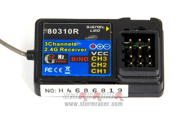 Remote GT-2 Blue 009