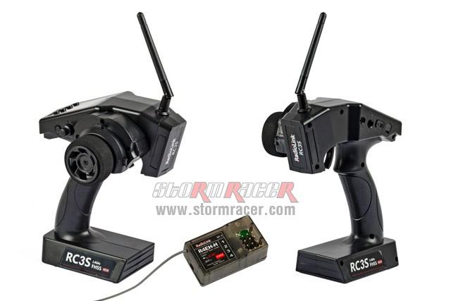 Remote RadioLink 2.4G (4CH) #RC3S 004