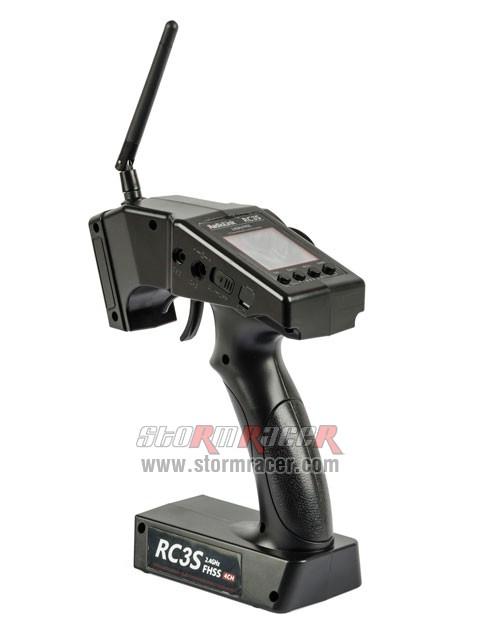 Remote RadioLink 2.4G (4CH) #RC3S 007