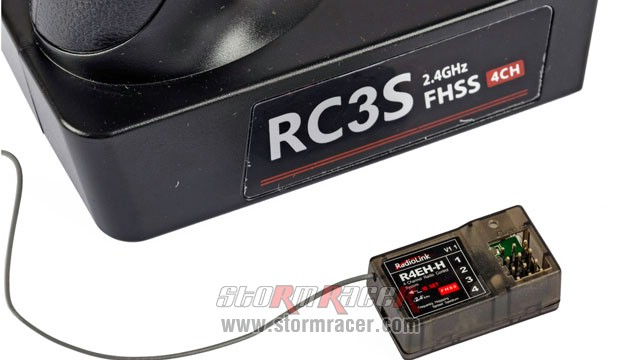 Remote RadioLink 2.4G (4CH) #RC3S 010