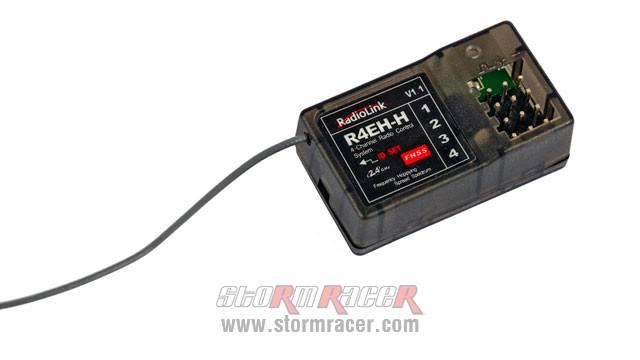 Remote RadioLink RC3S 2.4G (3CH) 011