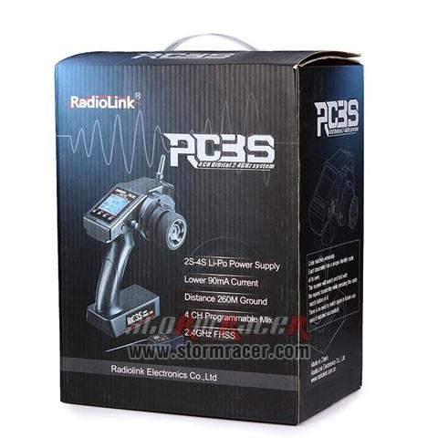 Remote RadioLink 2.4G (4CH) #RC3S 018