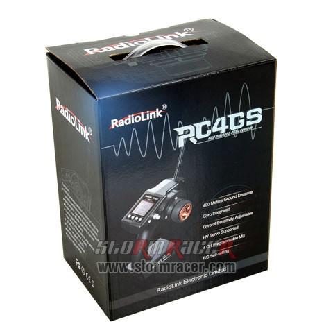 Receiver RadioLink RC4GS 2.4G (4CH) 001