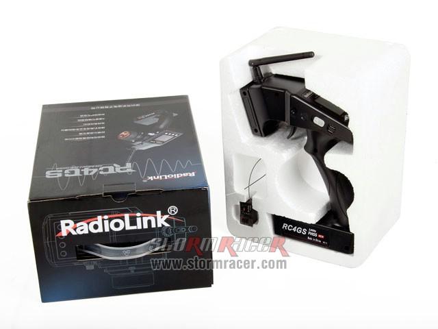 Receiver RadioLink RC4GS 2.4G (4CH) 002