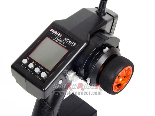 Receiver RadioLink RC4GS 2.4G (4CH) 009