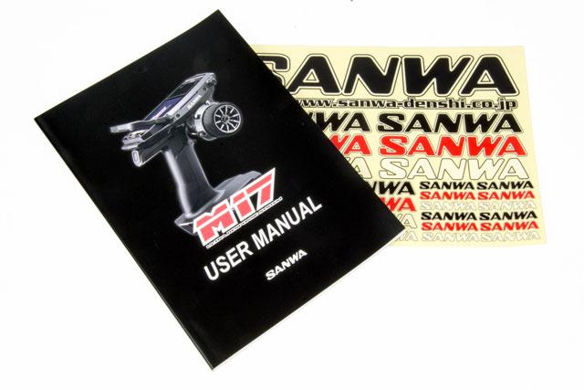 Remote Sanwa M17 023