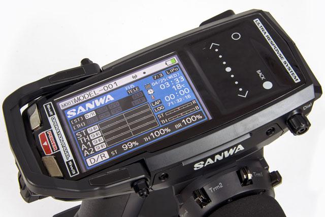 Remote Sanwa M17 026