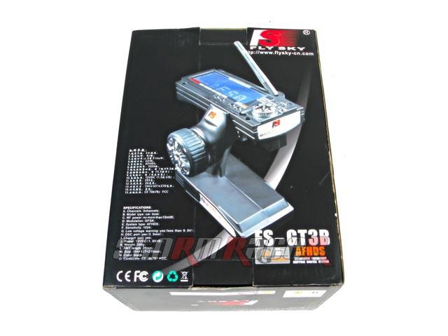 Remote 2.4G Fly-Sky FS-GT3B (3CH)