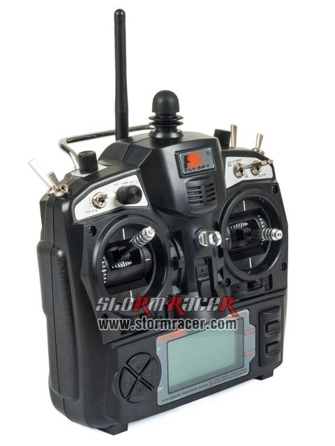 Remote 2.4G Fly-Sky FS-GT3C (3CH)