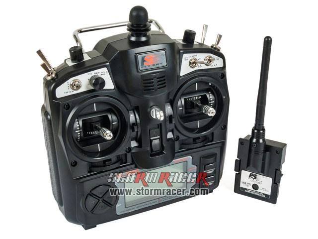 Remote 2.4G Fly-Sky FS-TH9X (9CH) 021