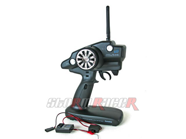 Remote 2.4G Futaba 4PL (4CH) for Pro Racing