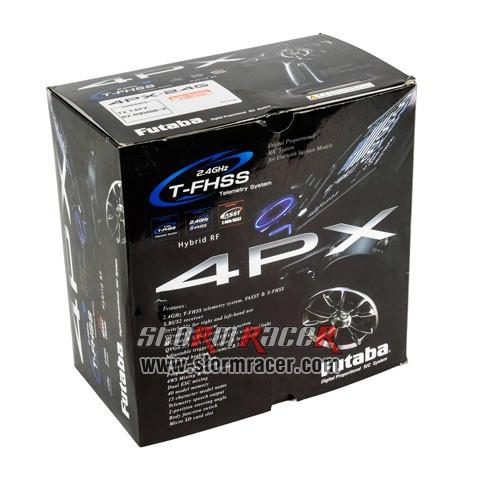 Remote 2.4G Futaba 4PX (4CH) 001