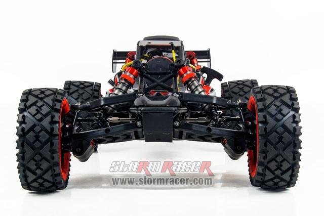 Rovan Baja-Q RWD 29cc 012