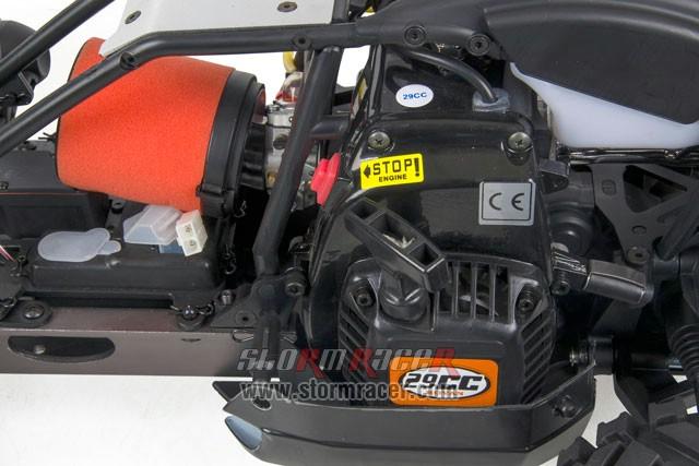 Rovan Baja-Q RWD 29cc 022