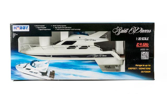 Siêu Du Thuyền Saint Princess 2.4G 002