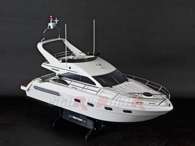 Tàu du thuyền SAINTS-TROPEZ Electric boat RTR