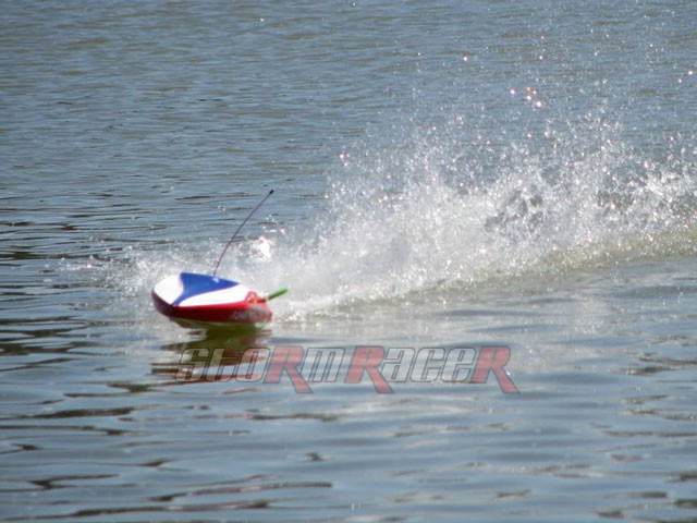 Santana Nitro Boat FC 5,0cc RTR 2,4G