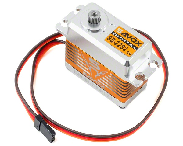 Savox Digital Servo SB-2282SG 014