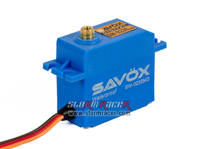 Savox WaterProof Digital Servo SW-0230 003