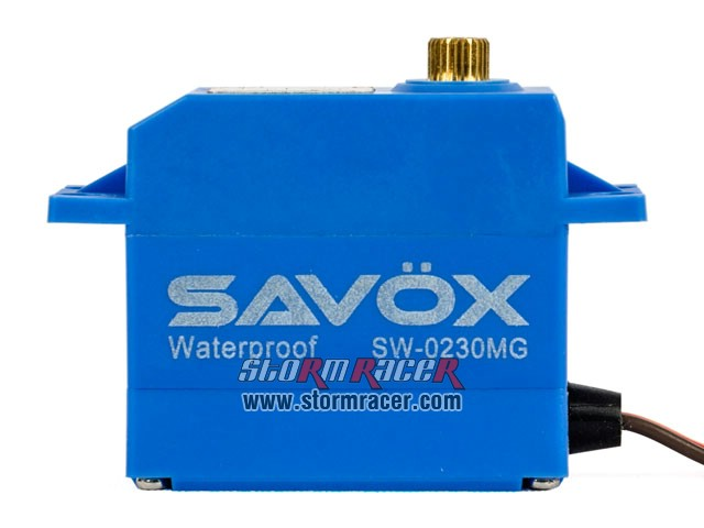 Savox WaterProof Digital Servo SW-0230 006
