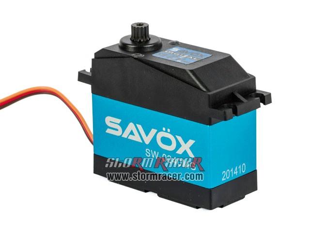Savox WaterProof Digital Servo SW-0240MG 006