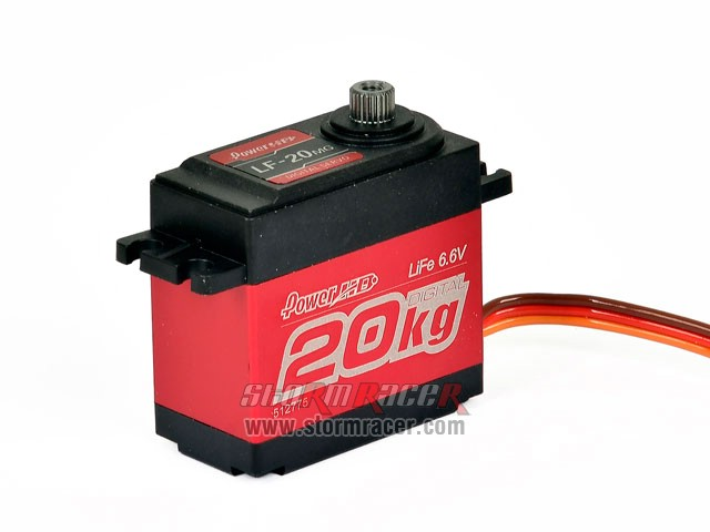 PoserHD Digital Servo LF-20MG 002