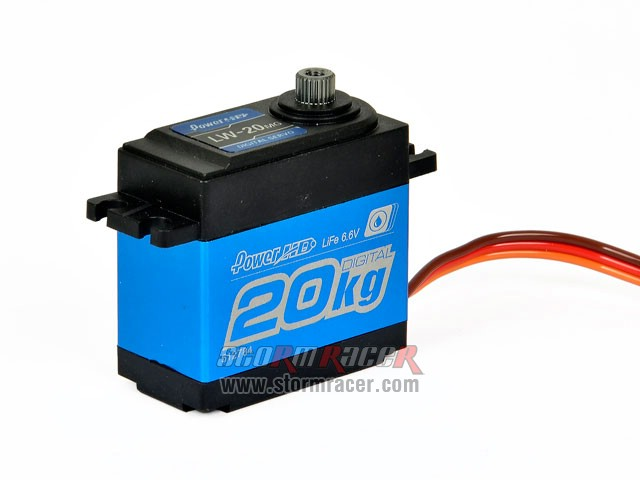 PowerHD Waterproof Servo LW-20MG 002
