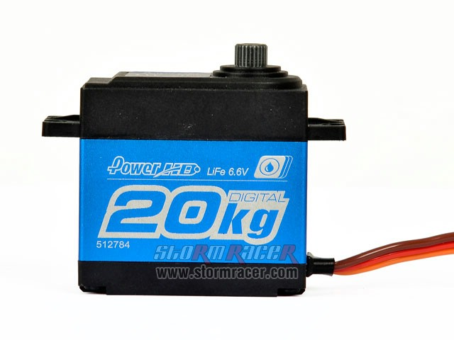PowerHD Waterproof Servo LW-20MG 003