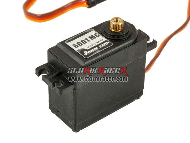 PowerHD Analog Servo 6001MG