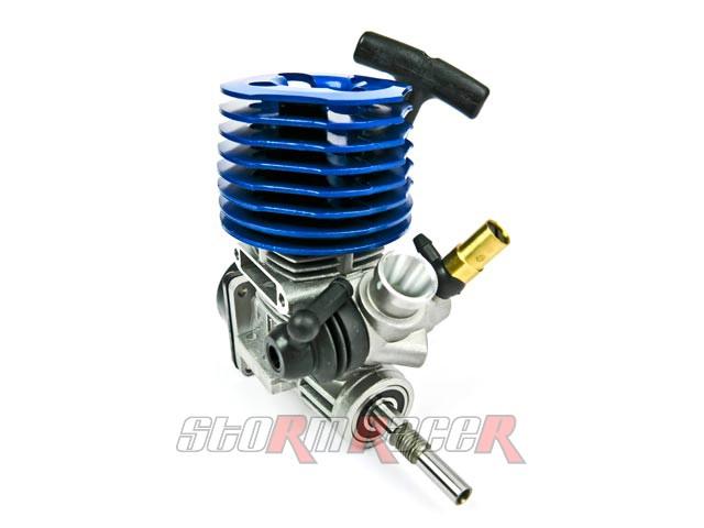 SH engine 18 Nitro for 1/10 car [Blue Head]