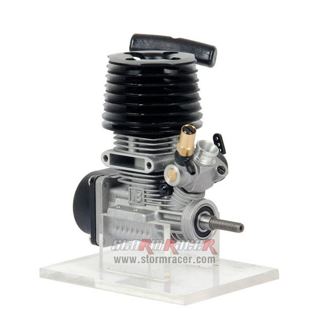 SH Engine 18 Nitro for 1/10 car (Black Head) 003