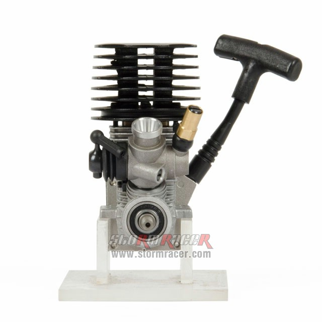 SH Engine 18 Nitro for 1/10 Car (Black Head) 006