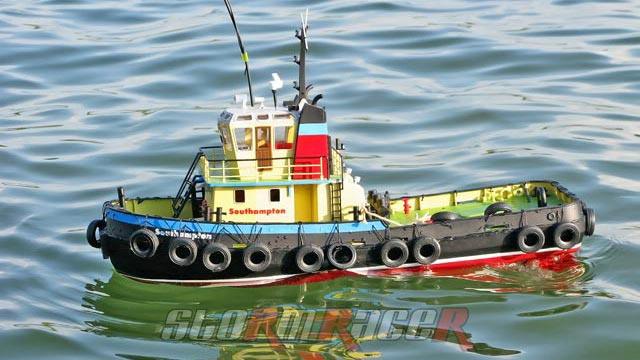 Tàu đầu kéo SOUTHAMPTON Electric RTR