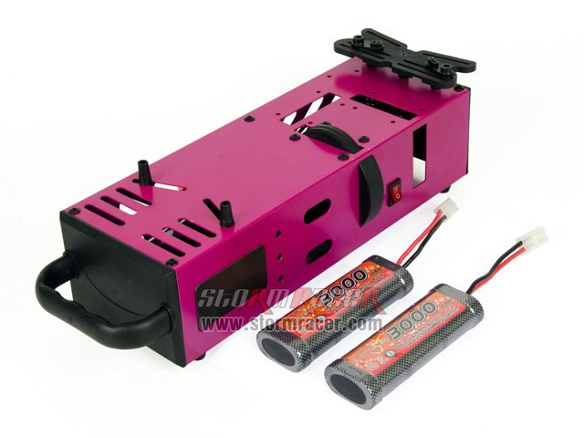HSP Table Starter with 2 Ni-MH 7,2V 3000mAh 001