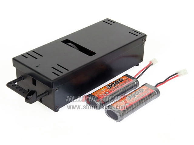 MugenSeiki Table Starter with 2 Ni-MH 7,2V 3000mAh 002