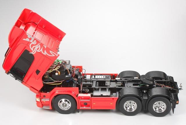Tamiya 1/14 RC SCANIA R620 Tractor 4x2 #56323 003