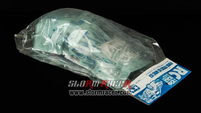 Tamiya 1/10 Body Ford Focus RSW-03 #51037 001