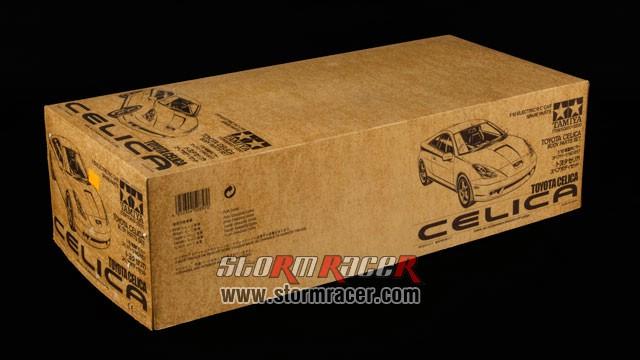 Tamiya 1/10 Body Toyota Celica #50857 001