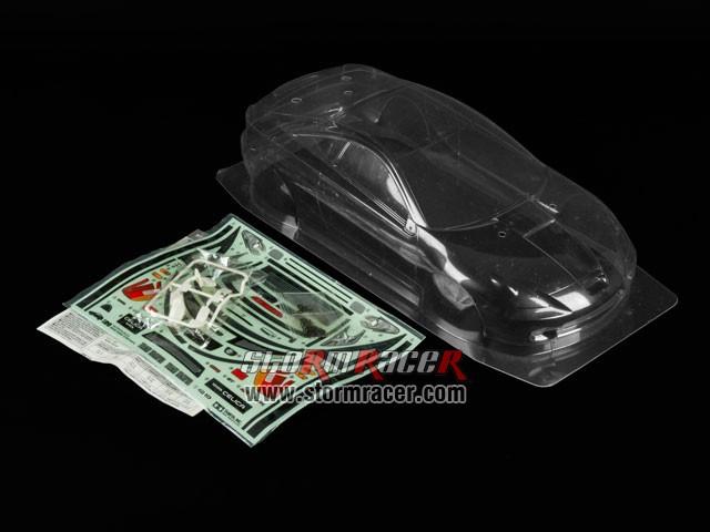 Tamiya 1/10 Body Toyota Celica #50857 002