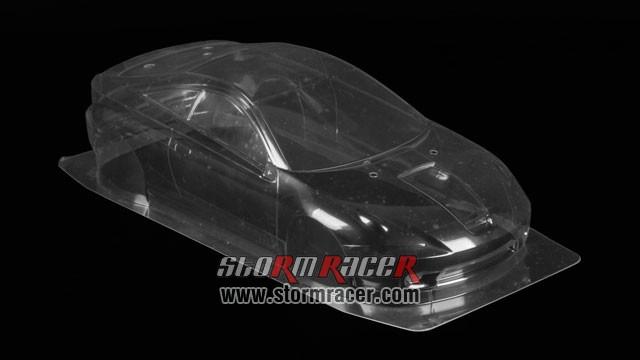 Tamiya 1/10 Body Toyota Celica #50857 003