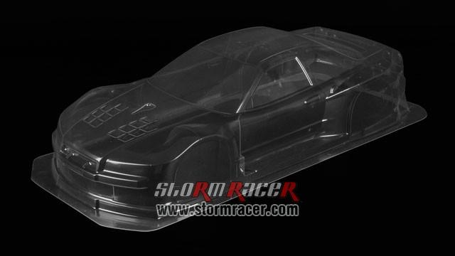 Tamiya 1/10 Body Nissan Xanavi Nismo GT-R #51041 004