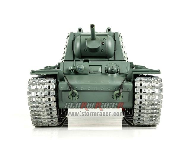 Tank Sô Viết KV-1 2,4G xích kim loại 010