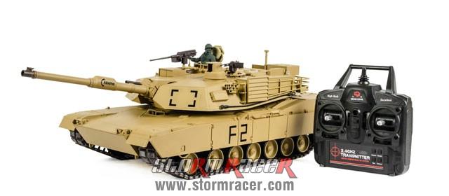 US M1A2 ABRAMS xích kim loại 002