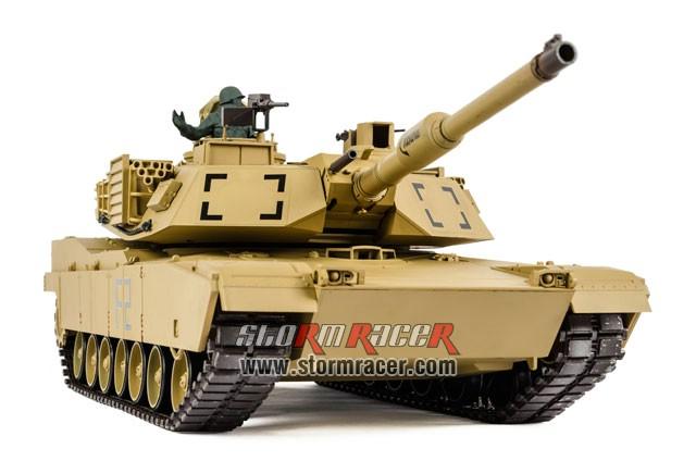 US M1A2 ABRAMS xích kim loại 010